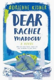 Dear Rachel Maddow COVER